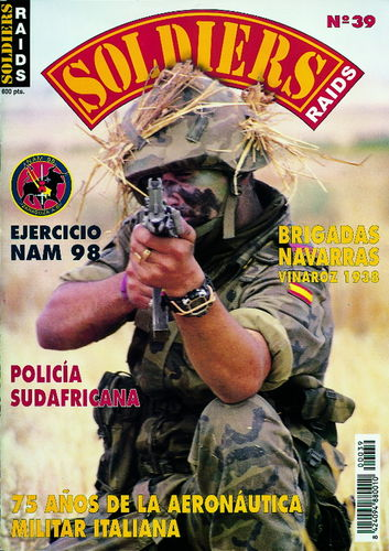 Soldiers Raids Nº 39