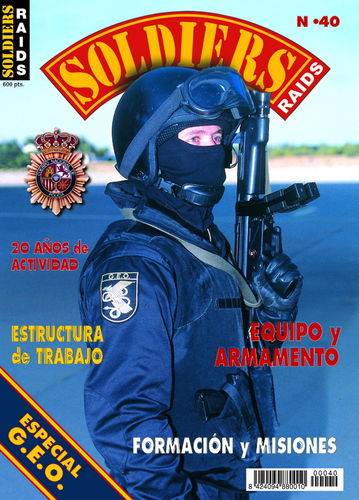 Soldiers Raids Nº 40
