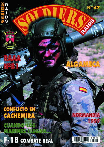 Soldiers Raids Nº 47