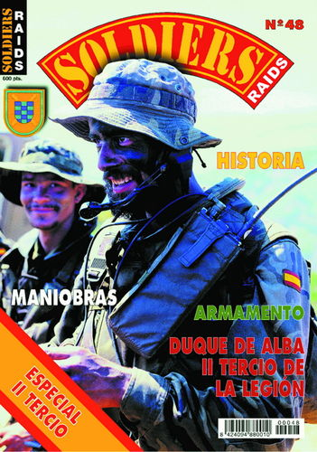 Soldiers Raids Nº 48