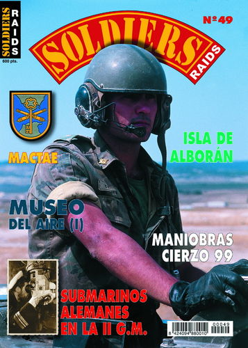 Soldiers Raids Nº 49