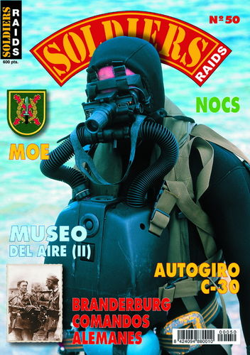 Soldiers Raids Nº 50