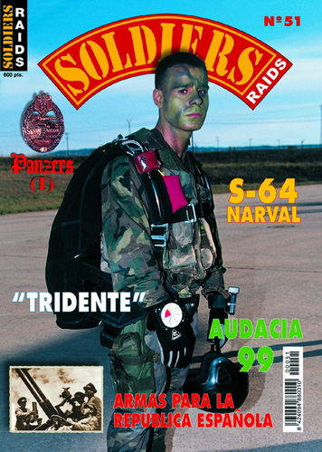 Soldiers Raids Nº 51