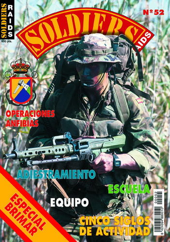 Soldiers Raids Nº 52