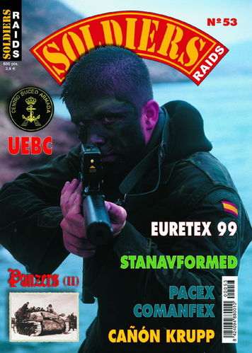 Soldiers Raids Nº 53