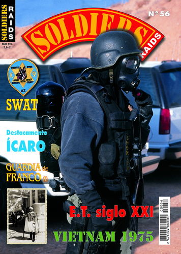 Soldiers Raids Nº 56
