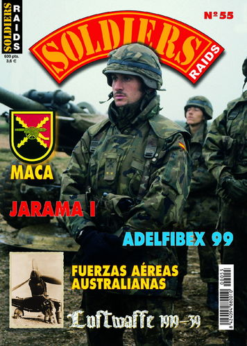 Soldiers Raids Nº 55