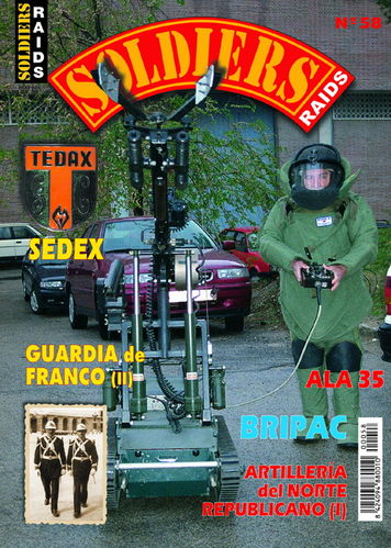 Soldiers Raids Nº 58