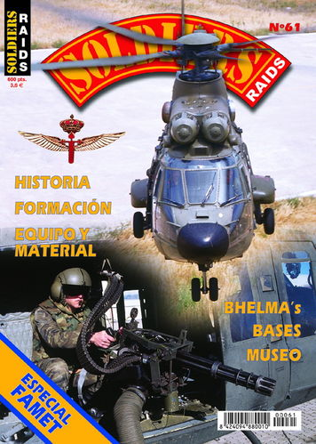 Soldiers Raids Nº 61