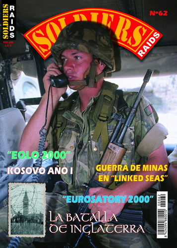 Soldiers Raids Nº 62