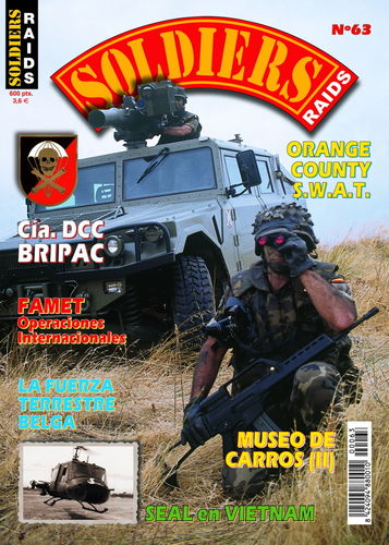 Soldiers Raids Nº 63