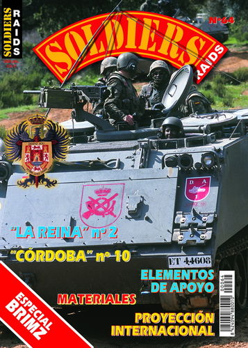 Soldiers Raids Nº 64