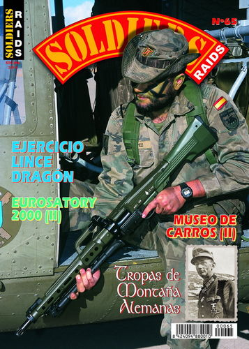 Soldiers Raids Nº 65