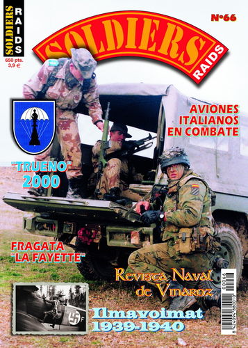 Soldiers Raids Nº 66