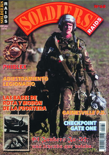 Soldiers Raids Nº 68