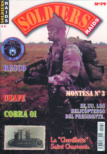 Soldiers Raids Nº 79