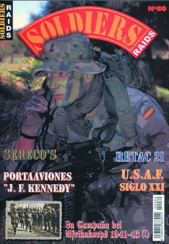 Soldiers Raids Nº 80