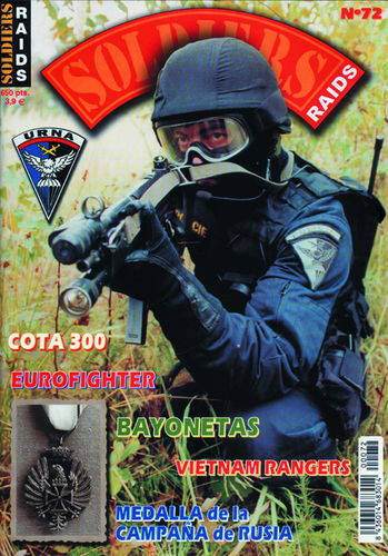 Soldiers Raids Nº 72