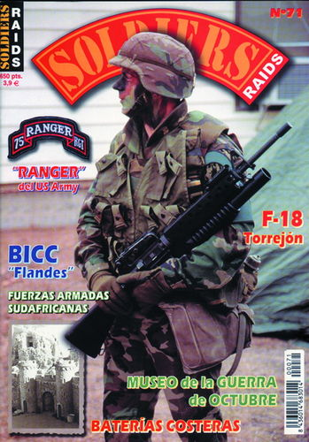 Soldiers Raids Nº 71