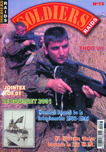 Soldiers Raids Nº 73