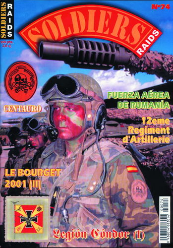 Soldiers Raids Nº 74
