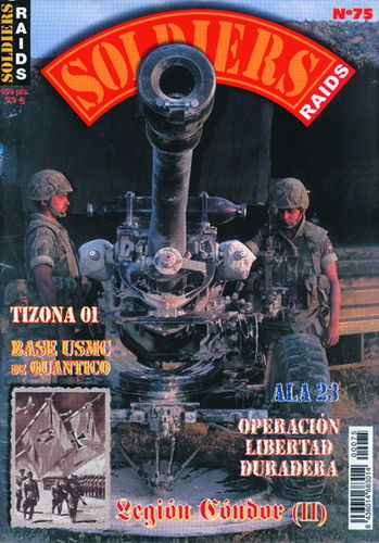 Soldiers Raids Nº 75