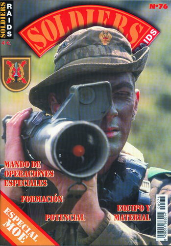 Soldiers Raids Nº 76