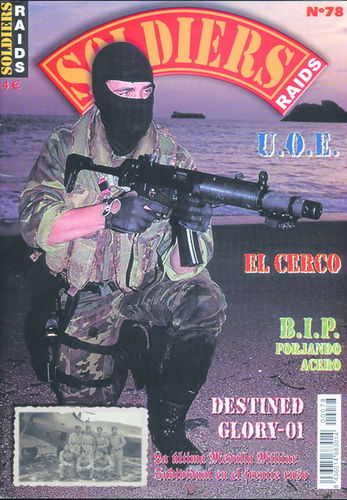 Soldiers Raids Nº 78