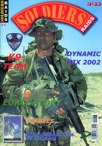 Soldiers Raids Nº 83