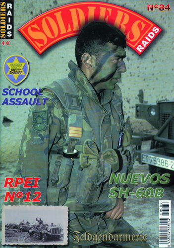 Soldiers Raids Nº 84