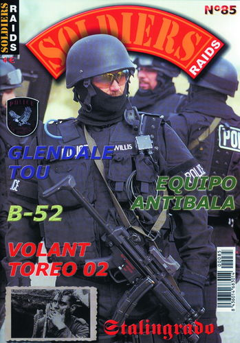 Soldiers Raids Nº 85