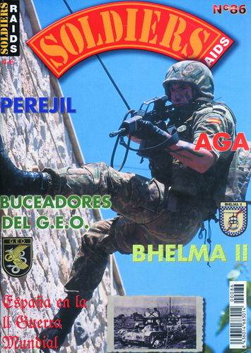 Soldiers Raids Nº 86