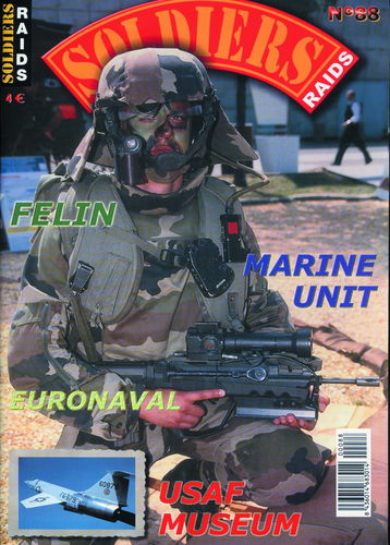 Soldiers Raids Nº 88