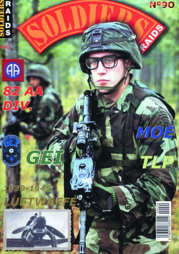 Soldiers Raids Nº 90