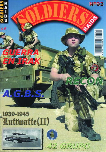Soldiers Raids Nº 92