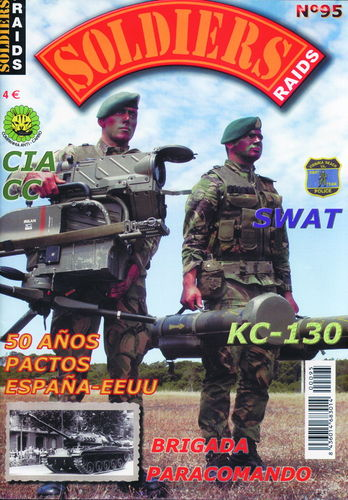 Soldiers Raids Nº 95