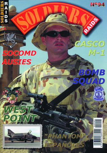 Soldiers Raids Nº 94