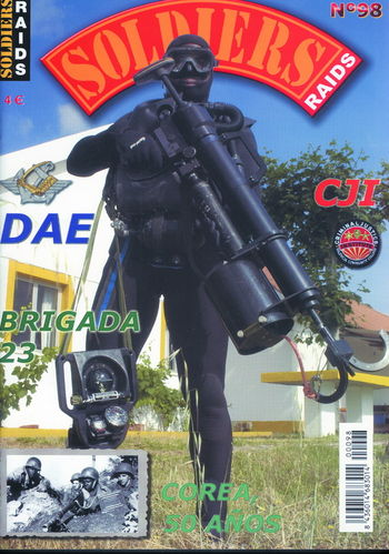 Soldiers Raids Nº 98
