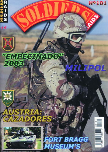 Soldiers Raids Nº 101