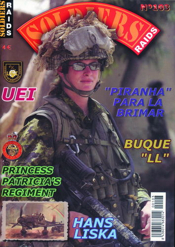 Soldiers Raids Nº 103