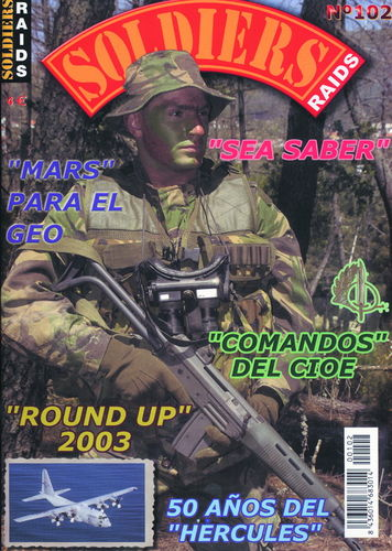 Soldiers Raids Nº 102