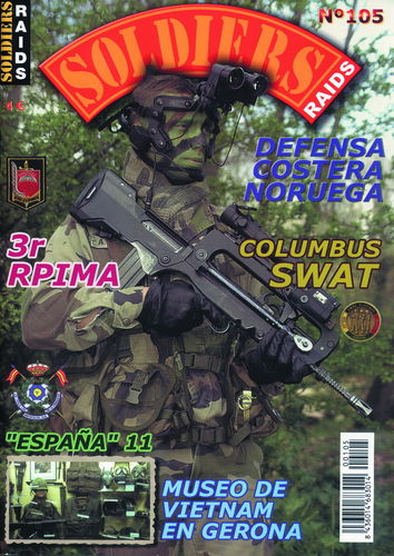 Soldiers Raids Nº 105