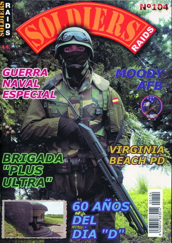 Soldiers Raids Nº 104