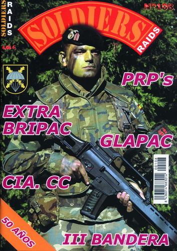 Soldiers Raids Nº 108