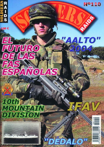 Soldiers Raids Nº 110