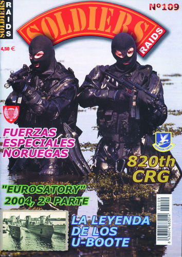 Soldiers Raids Nº 109