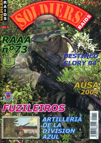 Soldiers Raids Nº 111
