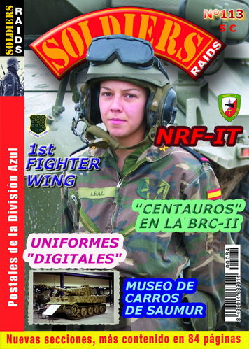 Soldiers Raids Nº 113