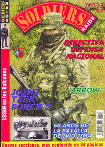 Soldiers Raids Nº 114