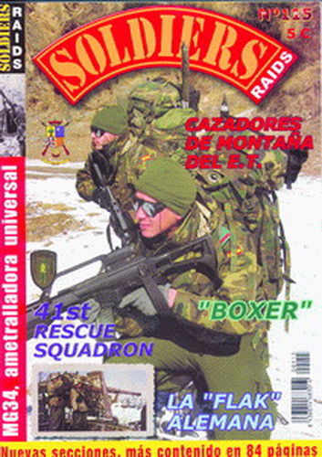 Soldiers Raids Nº 115